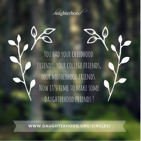 Daughterhood Circles